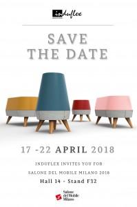 Invitation Induflex Milão2018